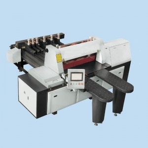 Full Automatic 1300x2600mm CNC Saw Cutting Machine
