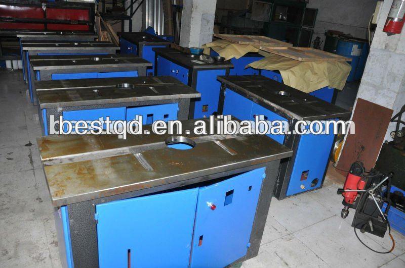 1500mm Vertical Polishing Machine