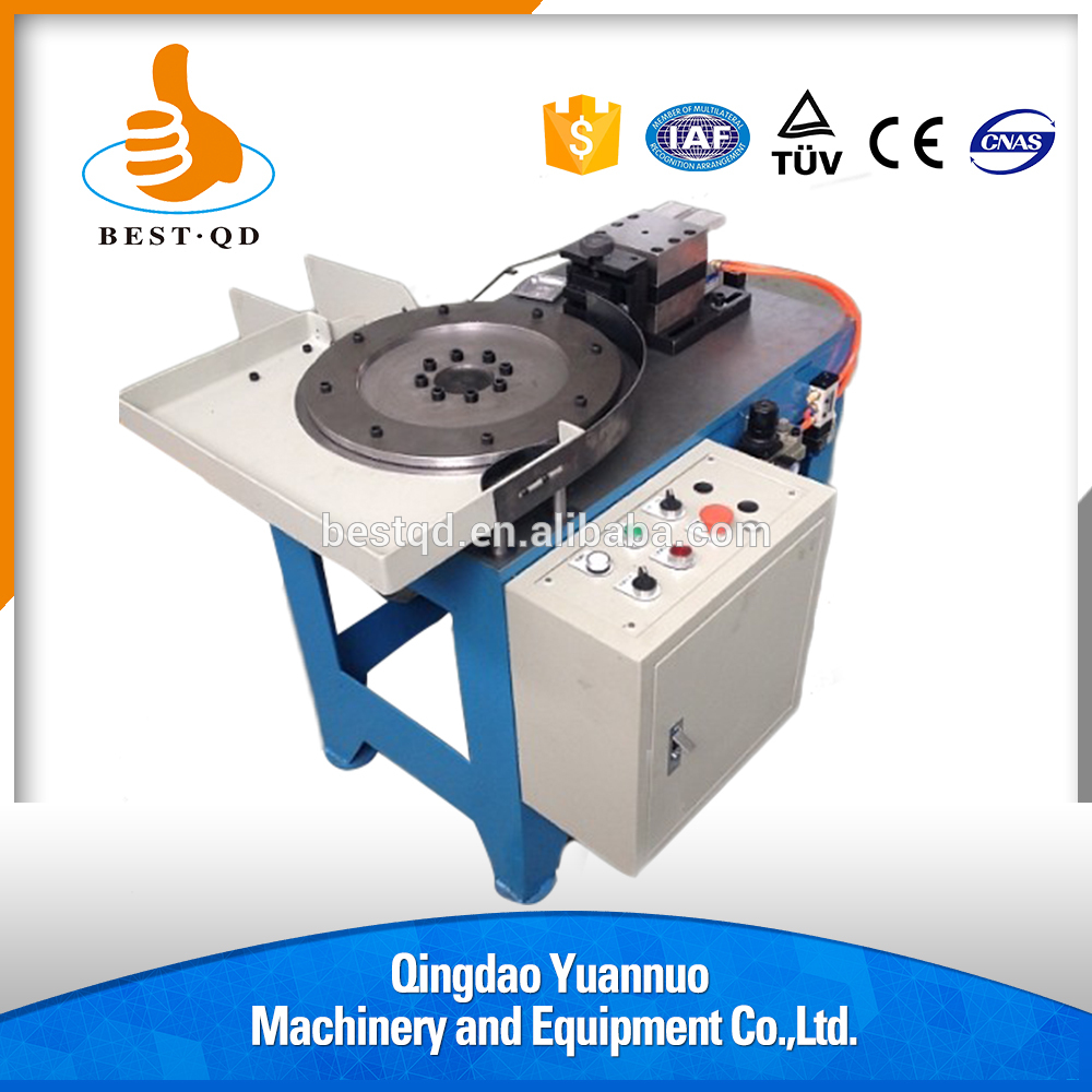 2016 China hot sale rotary roll flange marking machine