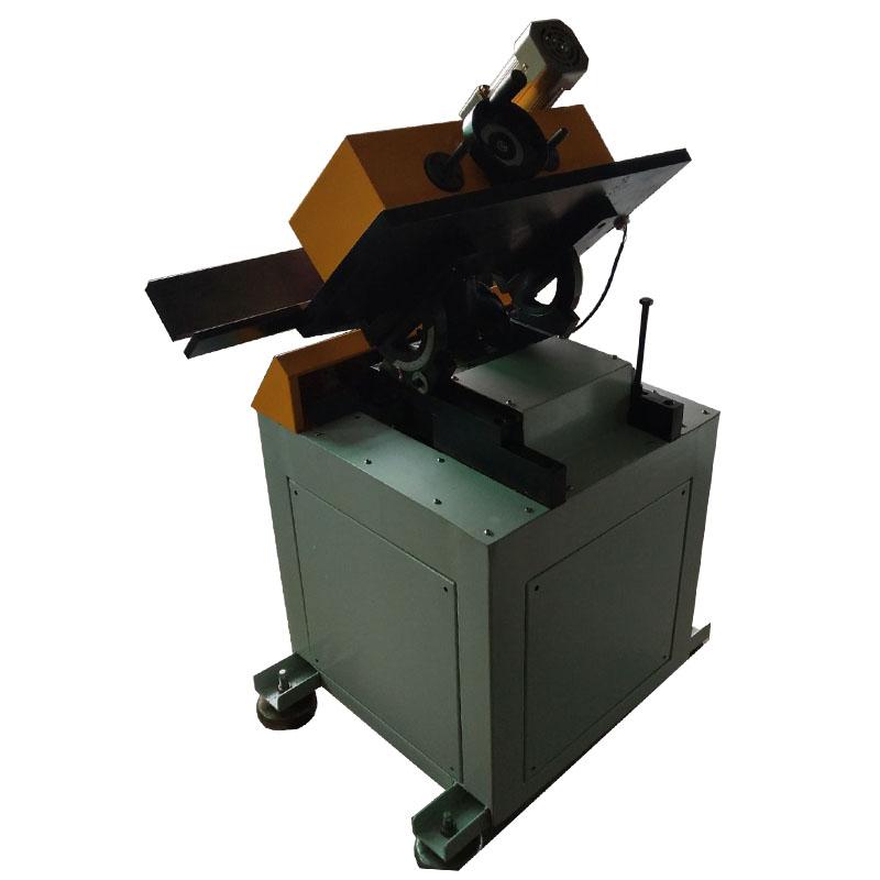 Acrylic Diamond Edge Polishing Machine back view