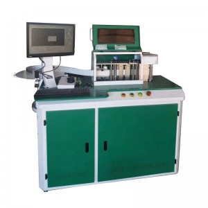 BT-120AB CNC Aluminium Channel Letter Bending Machine