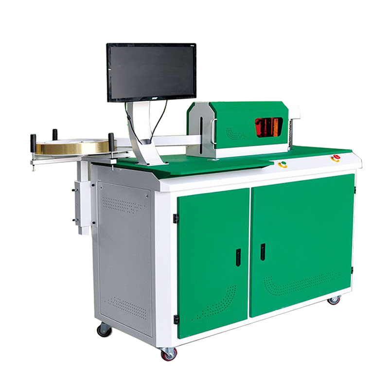 BT-120AB CNC Aluminium Channel Letter Bending Machine Featured Image
