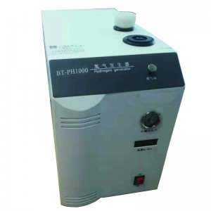BT-PH2000 2000ml/min 99.999% High Purity Hydrogen Generator