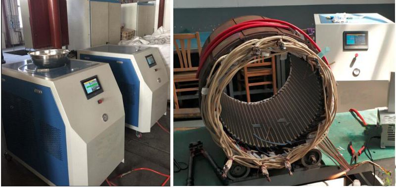 HHO Generator in client's workroom