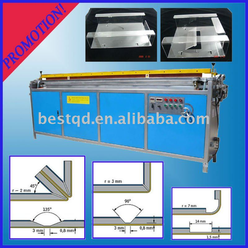 Automatic Plastic Bending Machine Hot Bender