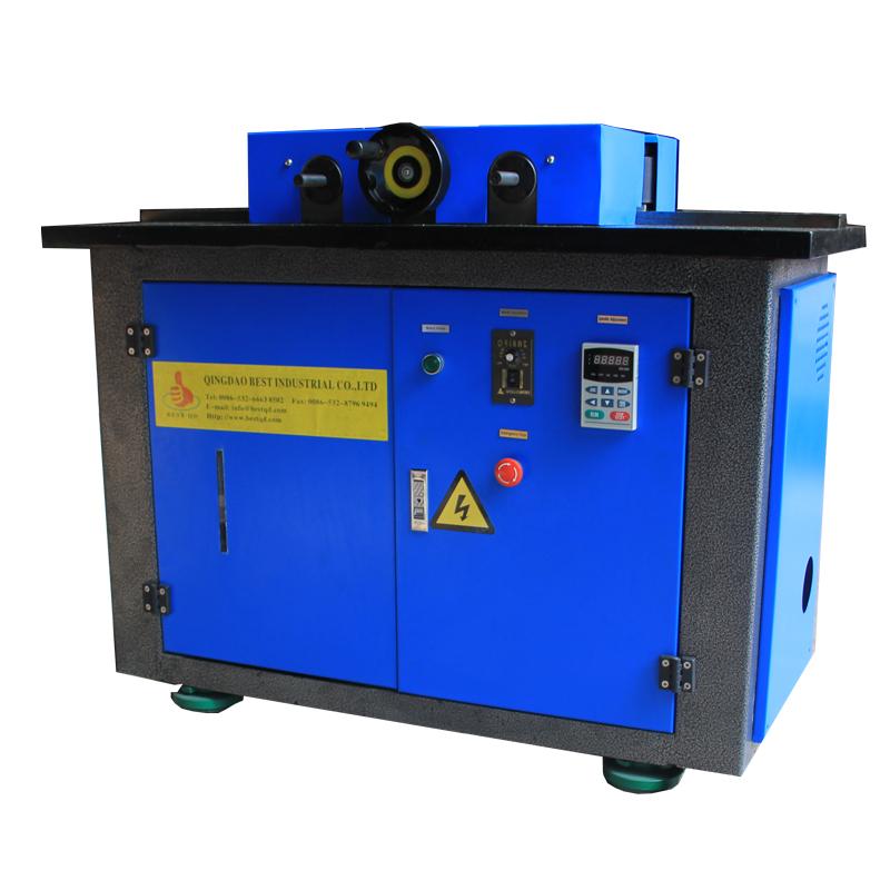 BT-1500DP High Precision Diamond Edge acrylic PMMA plexiglass polish machine
