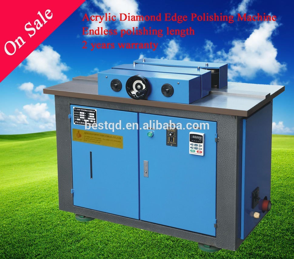 BT-1500DP Vertical Mirror Finish Acrylic Plastic Polishing Machine to Polish PP PE Poly ABS and Acrylic etc At Competitive Price