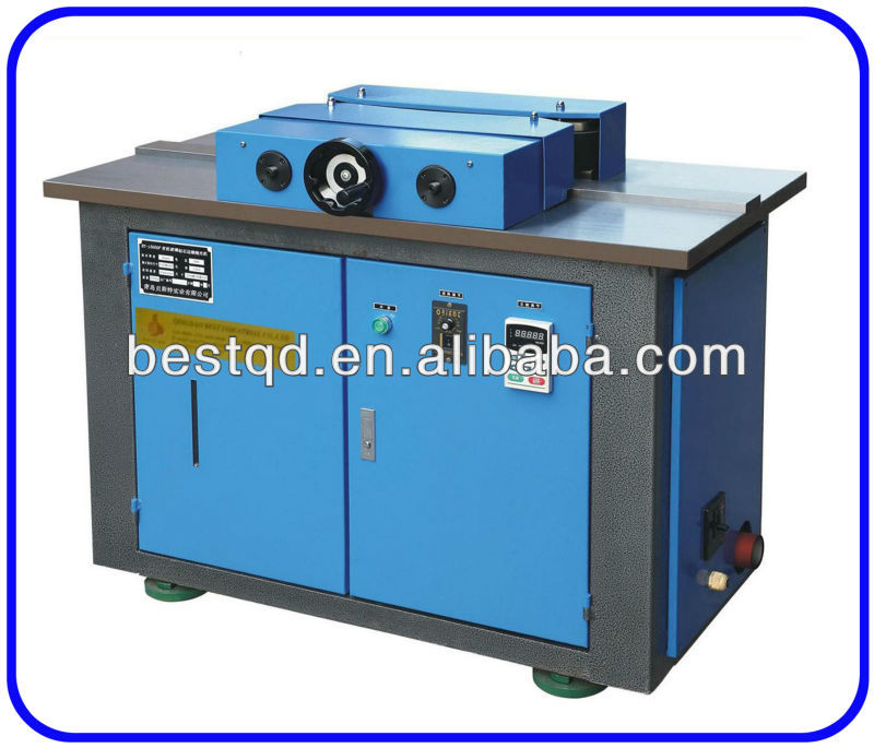 BT-1500DP Vertical Mirror Finish Diamond Edge Plexiglass Polishing Machine