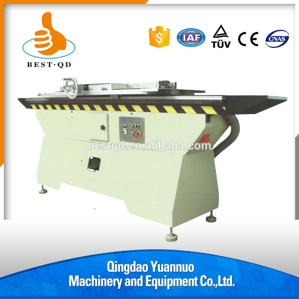 China 2016 Adjustable angle acrylic edge polishing machine Vertical long axis Plexi-glass