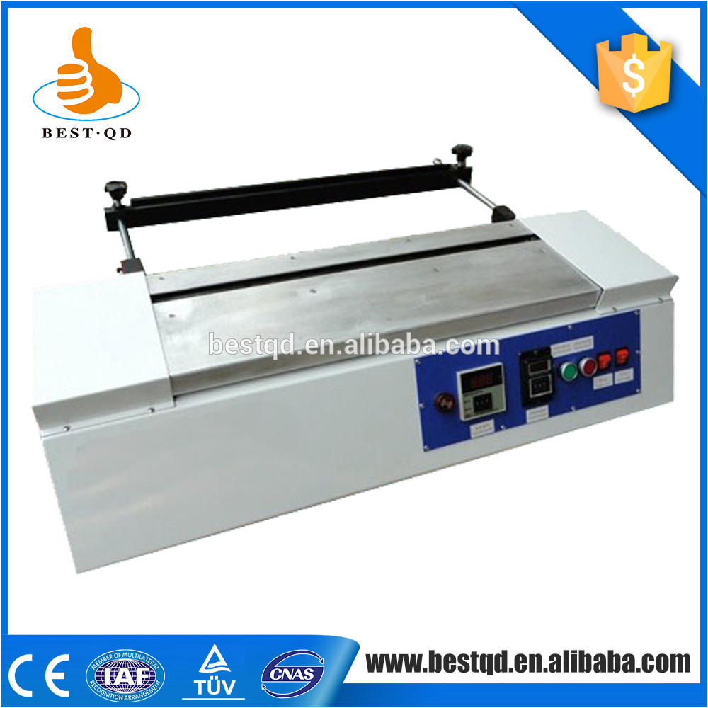China Alibaba plastic acrylic bender desktop machine