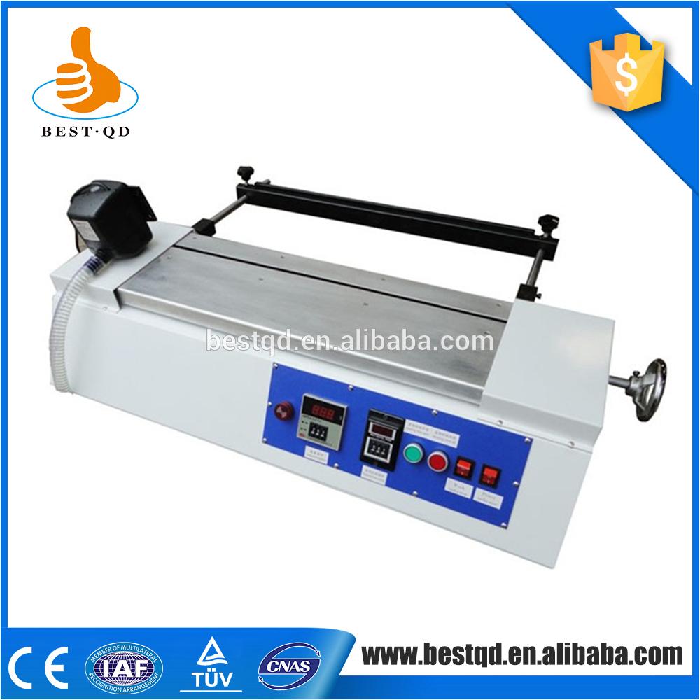 China Alibaba small desktop plexiglass manual bending machine