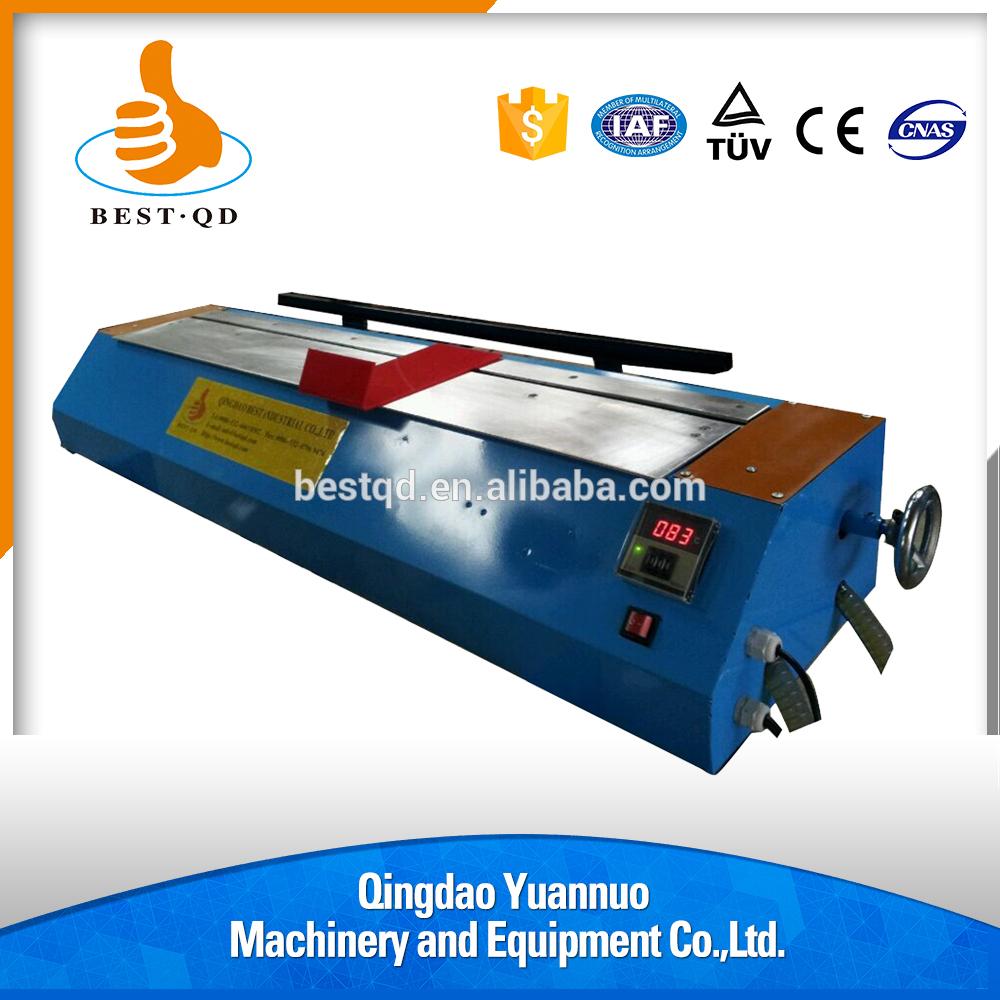 China Supplier manual bend art desktop plexiglass manual bending machine
