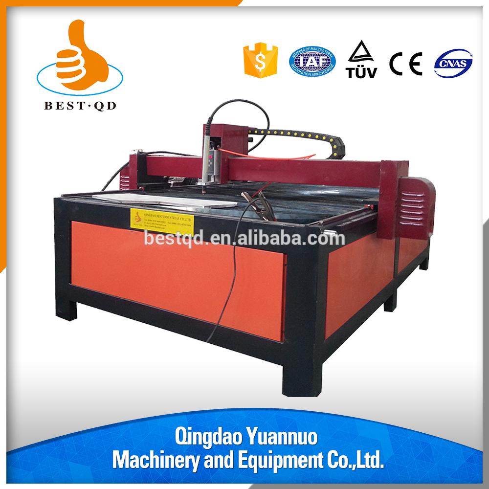 China Supplier plasma cnc cutting machine low cost cnc plasma cutting machine