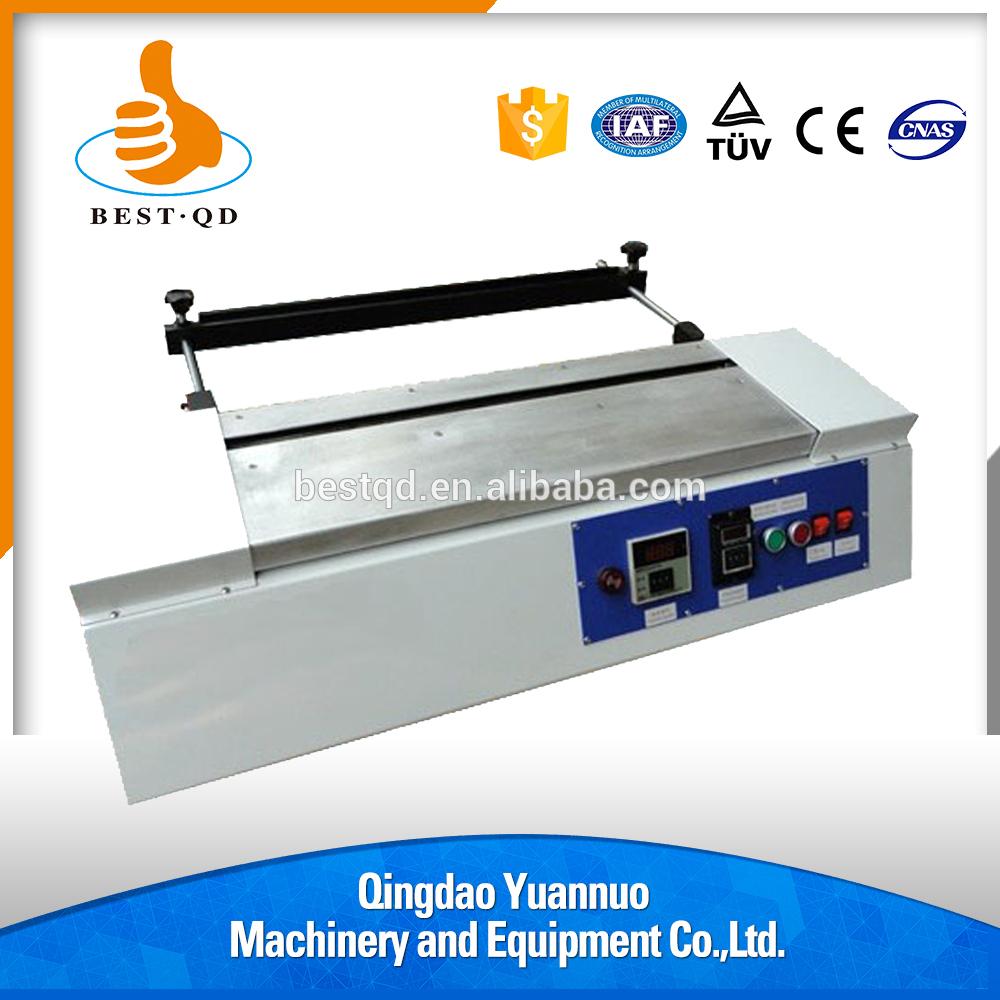 Factory Price small desktop plexiglass manual bending machine