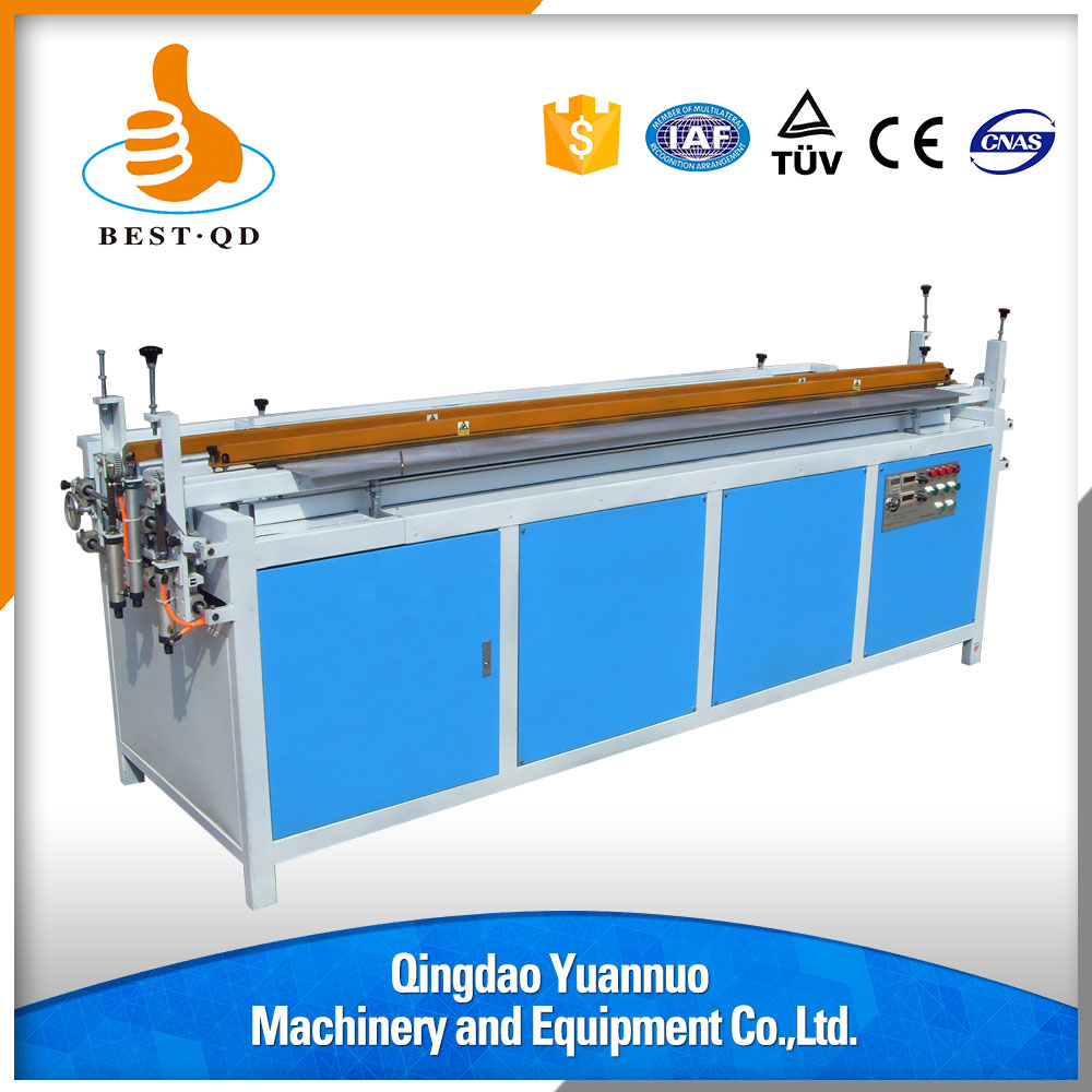 Made In China acrylic geomembrane PVC bending machine
