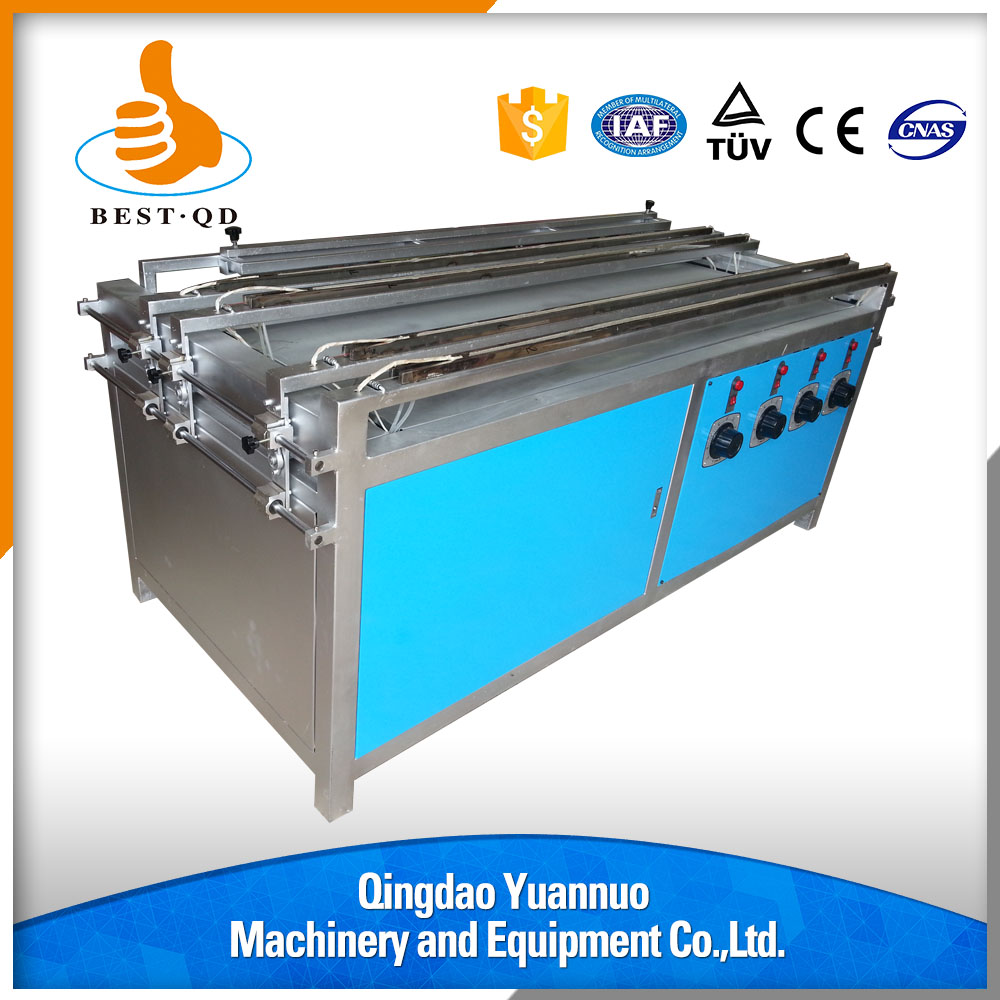 Made In China geomembrane PVC bending machine price