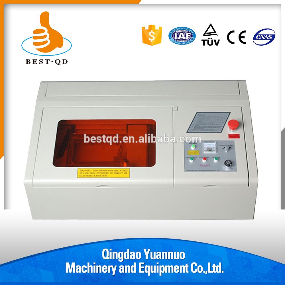 Mini Desktop CNC Laser Engraving Cutting Machines 40W