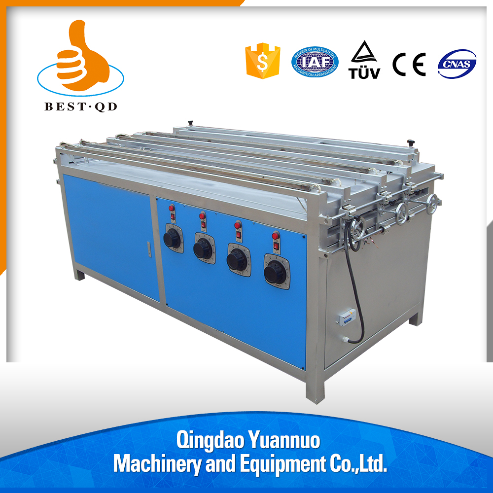 Multiple-lines automatic acrylic bending machine manual