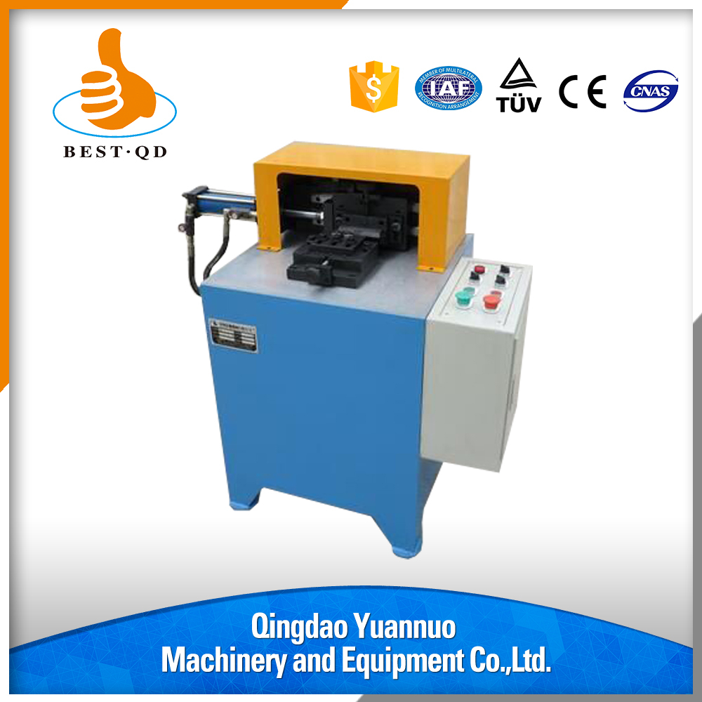 rolling hydraulic flange rotary marking machine