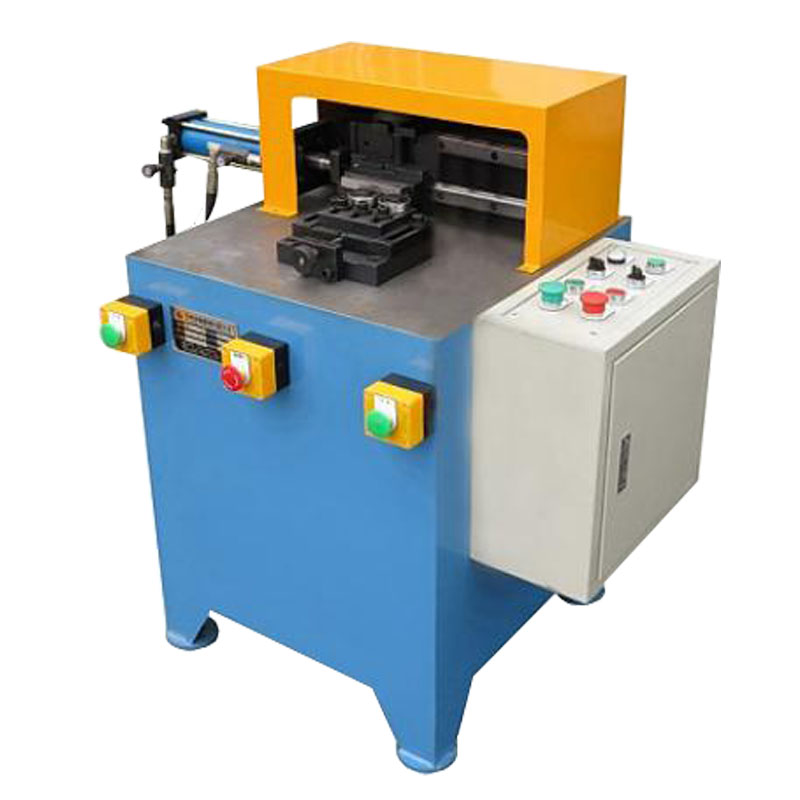 Rotary Rolling Marking Machine for bearing elbow flange and other metal parts