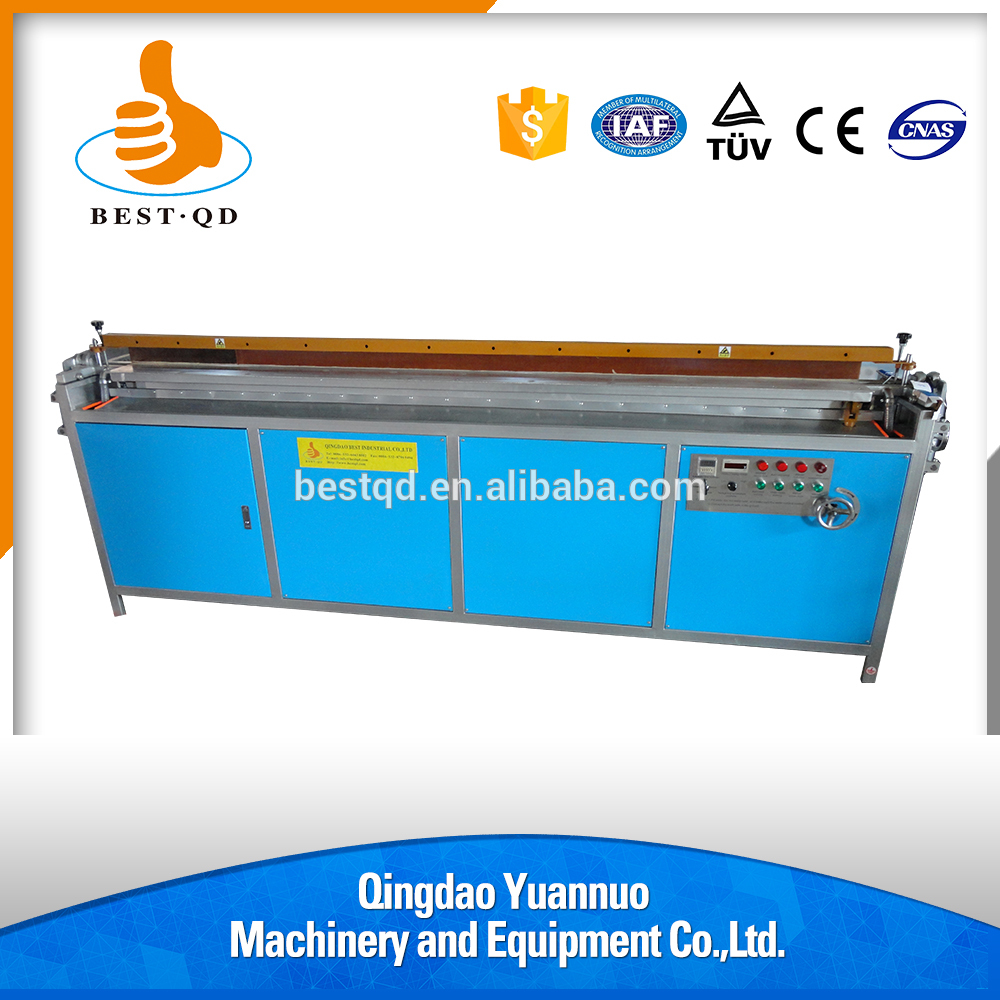 Top Quality plexiglass geomembrane PVC bending machine