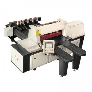 Full Automatic 1300x1300mm CNC Saw Cutting Machine