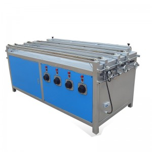 BT-2400BS Manual Acrylic Bending Machine Equipped With 4 Heating Wires