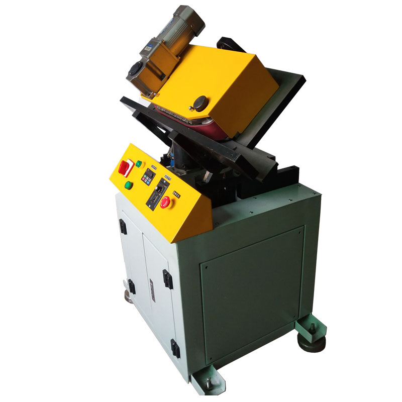 Diamond Edge Polishing Machine Side View