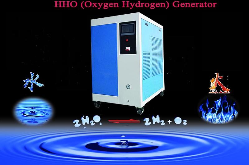 HHO Generator 3500L poster