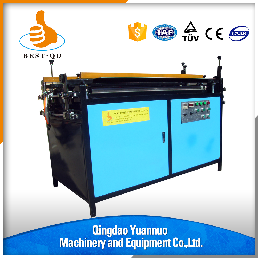 Novità Products geomembrane PVC abbassannu macchina di acrylique