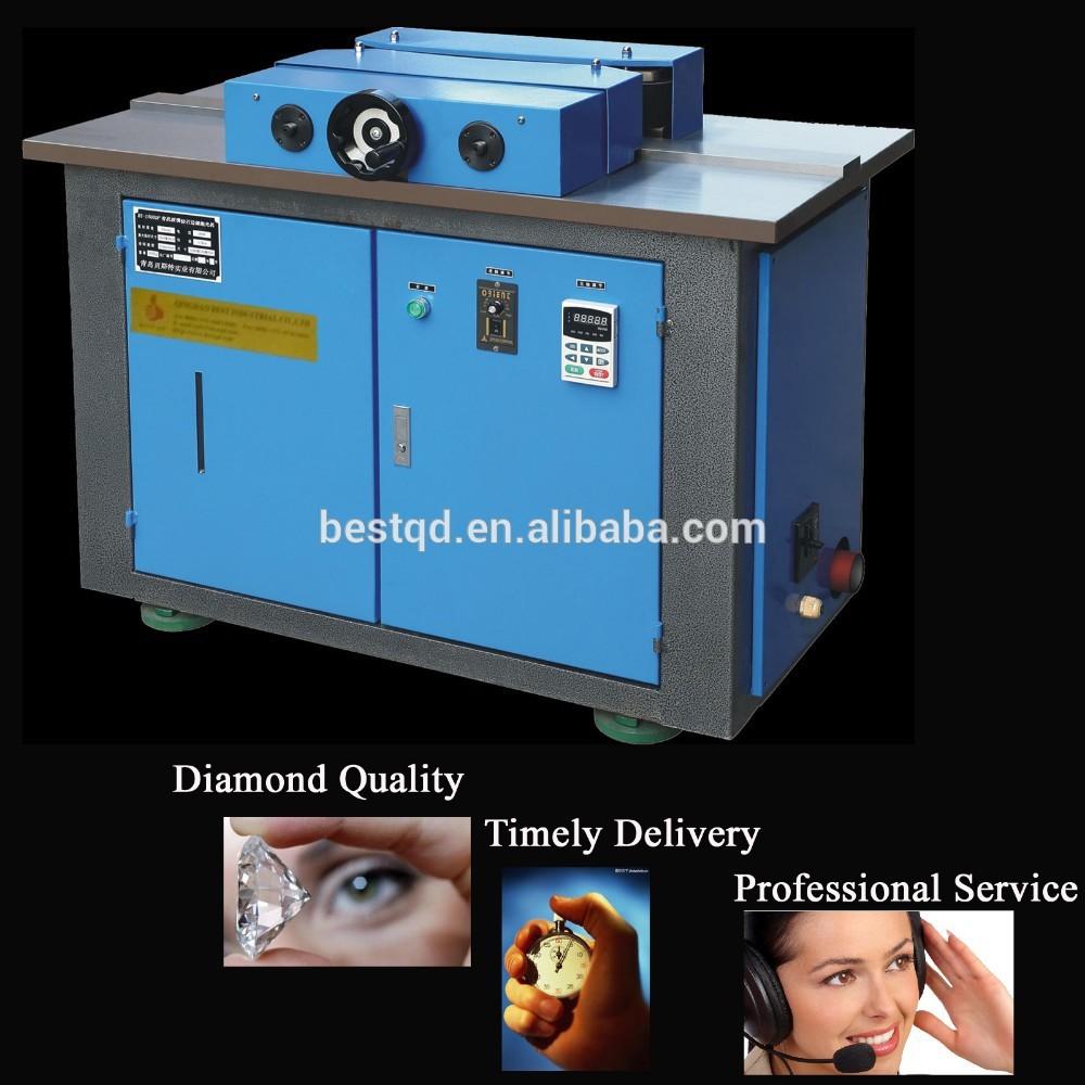 Diamond Edge Polishing Machine For Acrylic, Plexiglass, PMMA, PS, PC, PETG, PVC etc with CE Certificate and Testing Report