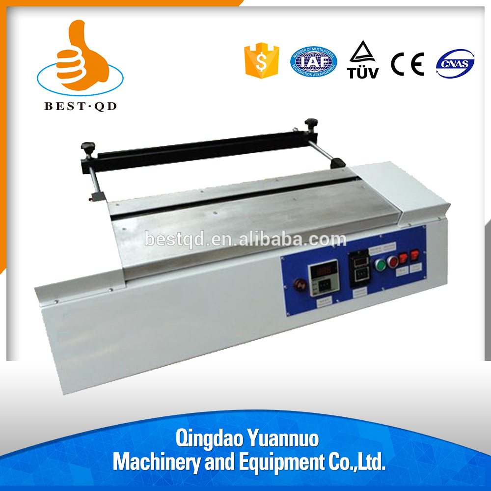 Factory Price small desktop plexiglass manual bending machine