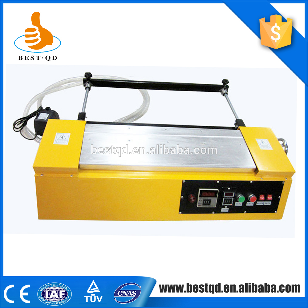 Hot Selling manual bend art desktop plexiglass manual bending machine