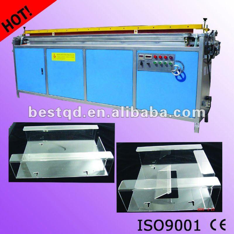 Large Format V-shape Acrylic Bending Machine