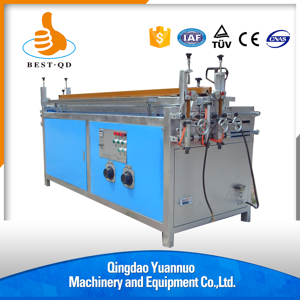 Low Price plate Double Heating Wires bending machine for acrylic