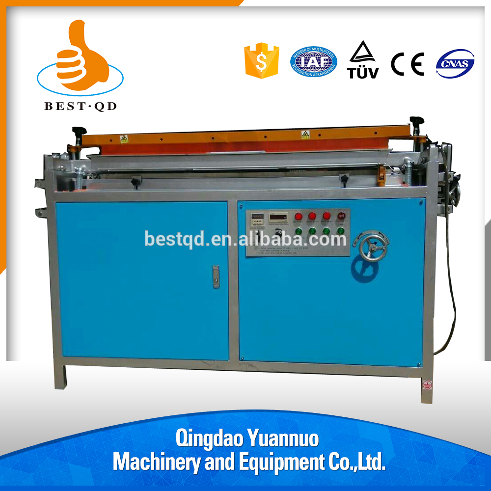 Made In China geomembrane PVC plastic acrylic letters making bending machine