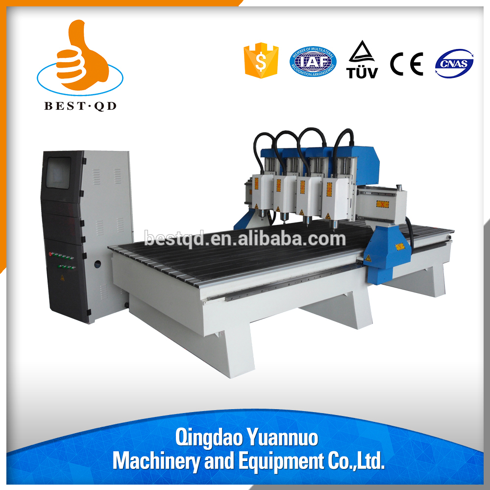 Multi Spindle 3D CNC Router