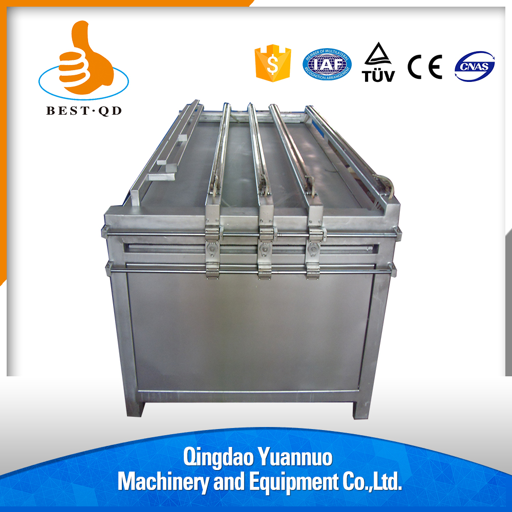 Multiple-lines high quality automatic acrylic bending machine