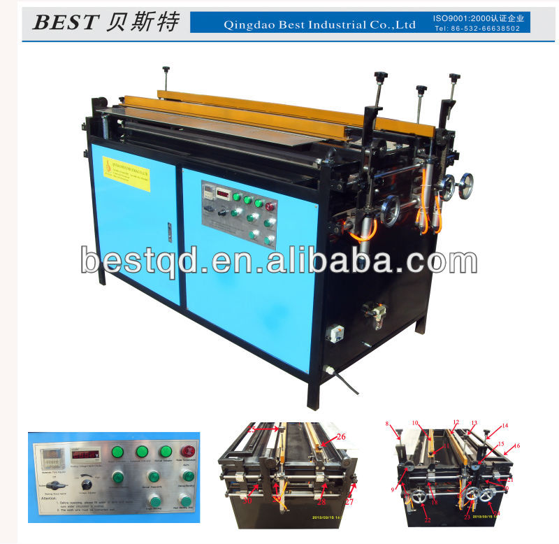 New Arrival Double Lines Automatic Acrylic Plastic Sheet Hot Bending Machine