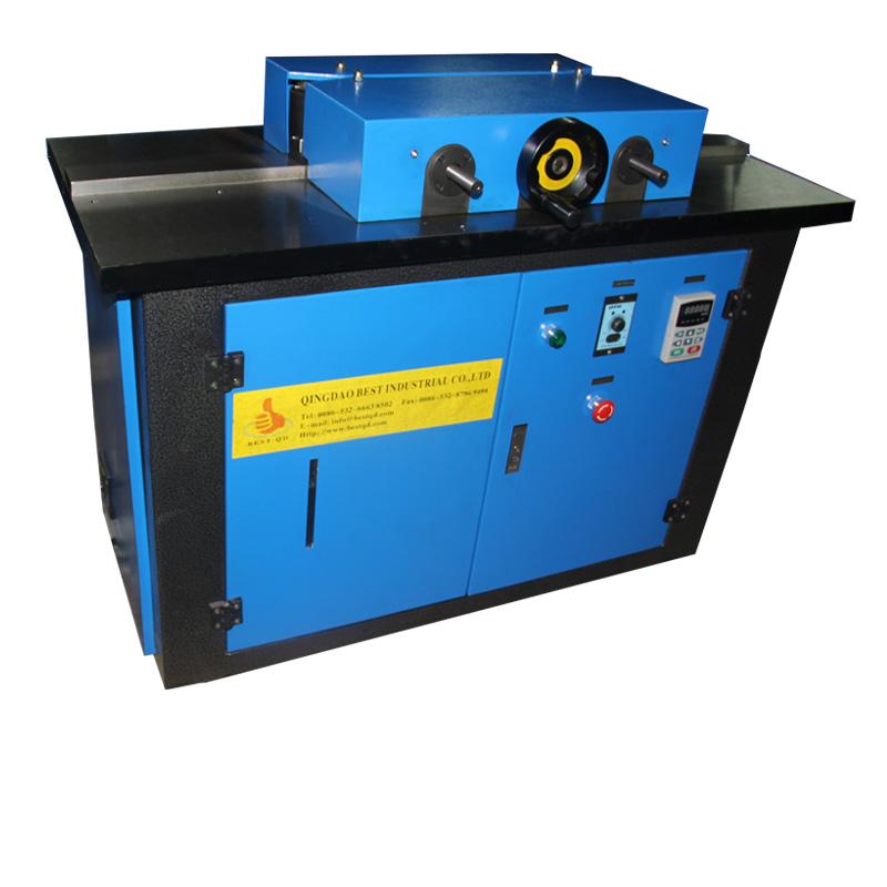 Professional edge polishing machine for acrylic plexiglass organic glass PMMA